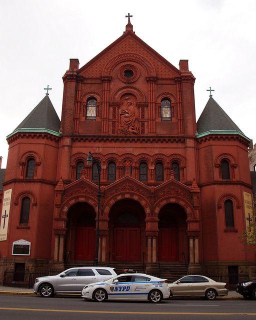 St Cecilia Church East Harlem | St. Cecilia's Church, East Harlem, New York City | Flickr - Photo ...