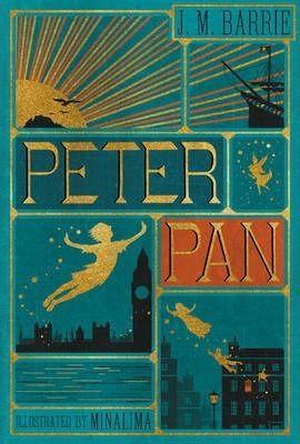 Peter Pan af Sir J. M. Barrie (160,71)