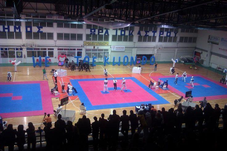 taekwondo greece group: ΠΡΩΤΑΘΛΗΜΑΤΑ ΕΛ.Ο.Τ 11ου & 12ου 2014