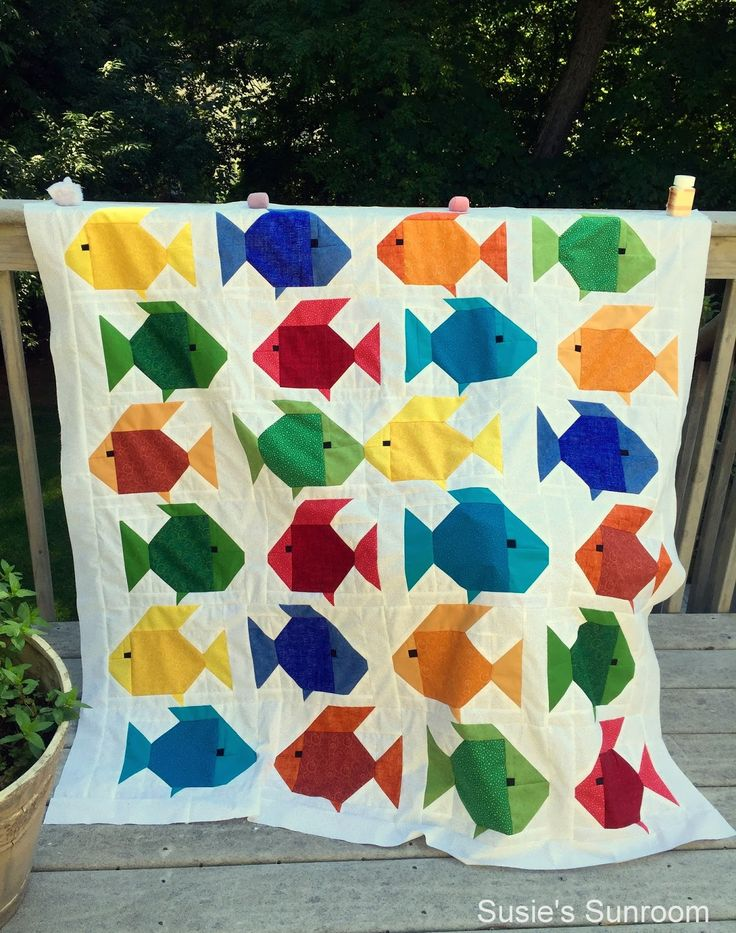 26 Best Quilts Sea Creature Images On Pinterest Baby