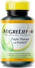 A Breakthrough for Menstrual Migraines, PMS & PCOS!April Longcore