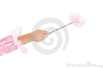 Magic Wand Stock Image - Image: 1648411