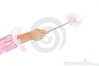Magic Wand Stock Image - Image: 1648411