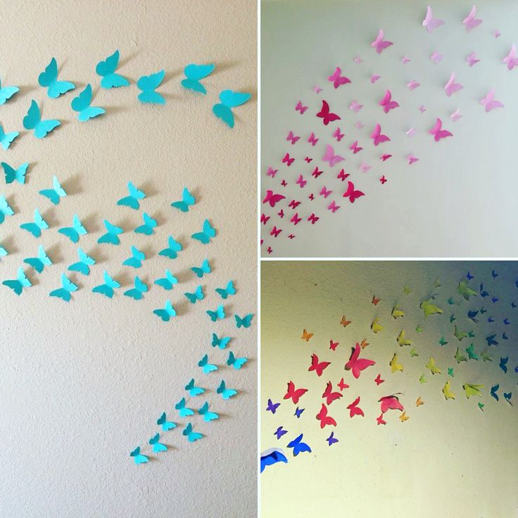 Butterfly DIY Wall decoration