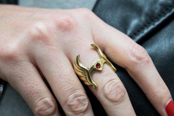 She-Ra Princess of Power Ring. by SanSanAtelier on Etsy