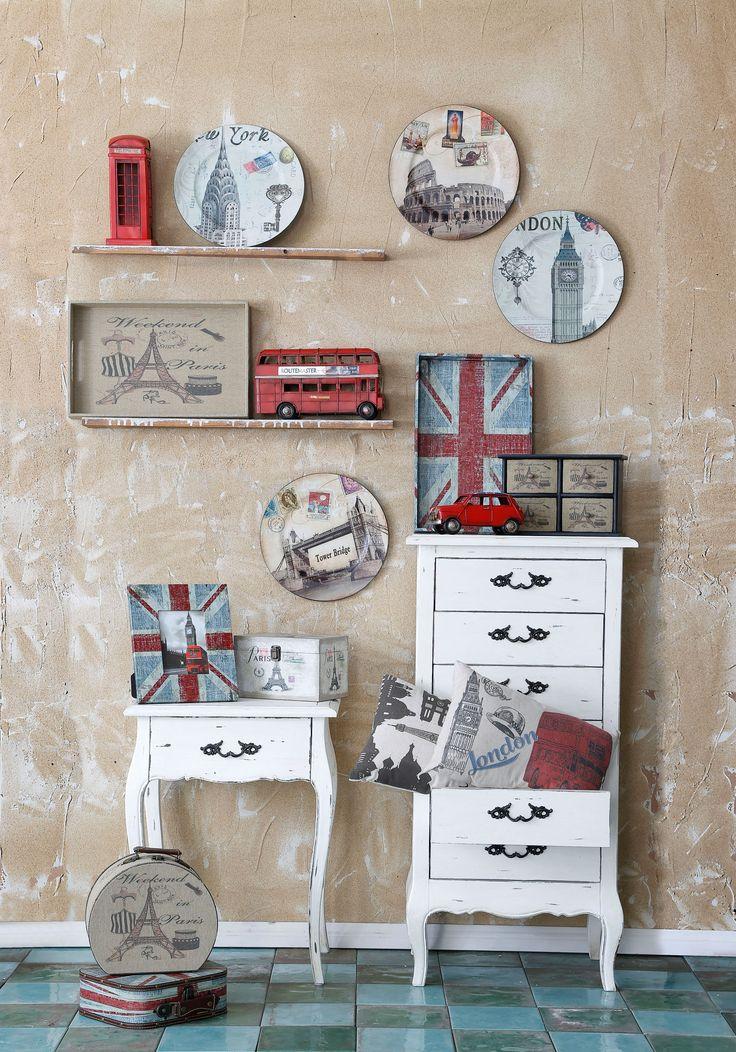 El estilo europeo en tus espacios #BelleEpoque #Deco