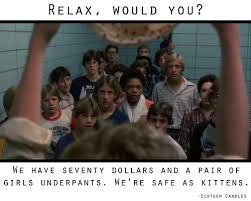 Image result for anthony michael hall selling molly ringwald underwear sixteen candles