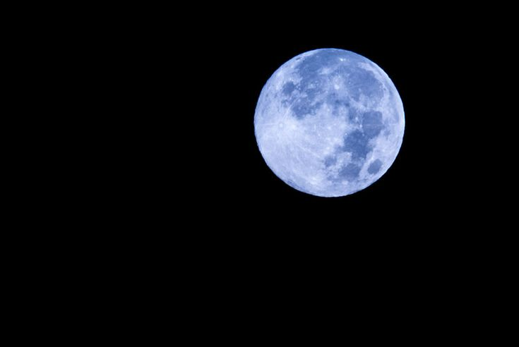 A Blue Moon is not typically blue, but it can be. Find out why there are two definitions of Blue Moon and learn when is the next Blue Moon.