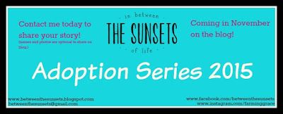 In Between the Sunsets of Life: Adoption Series 2015 - Advice from Koren