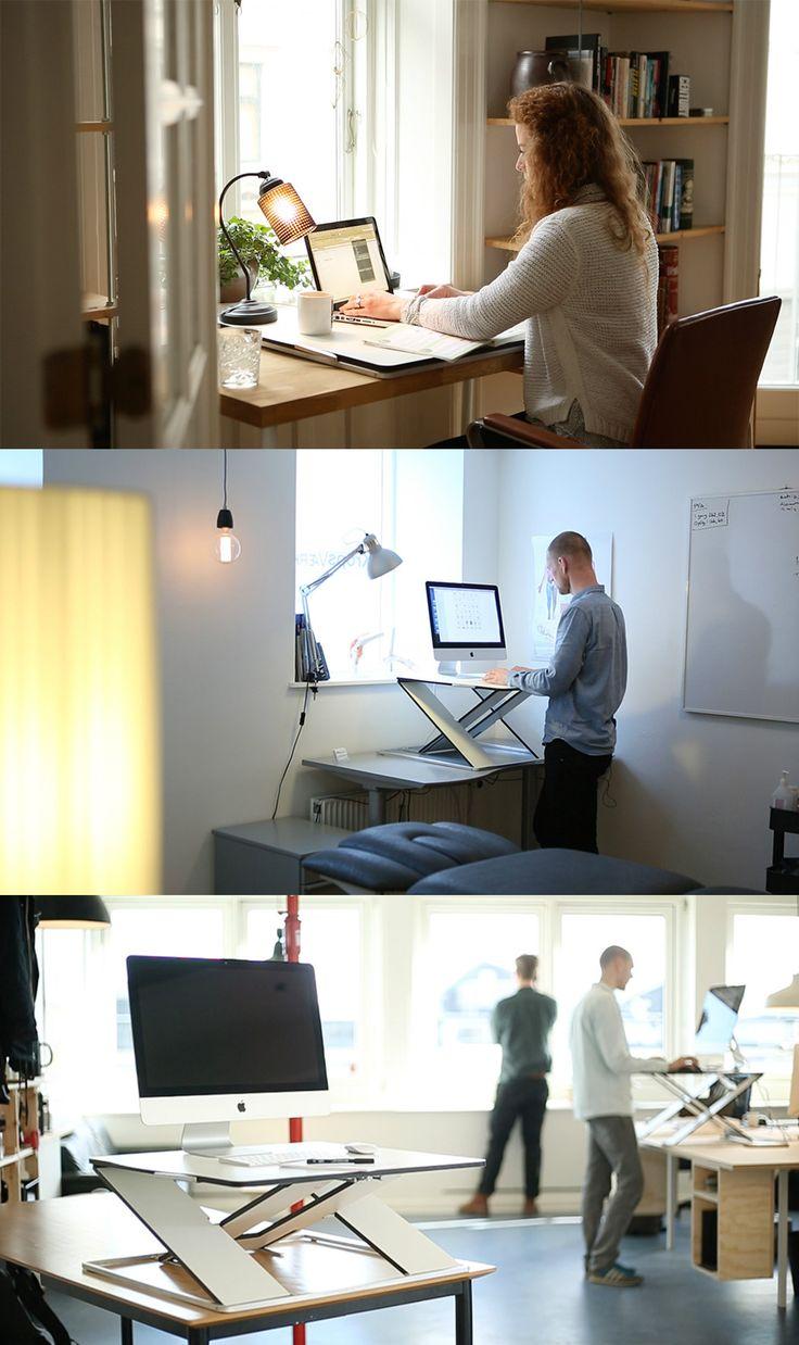 9 best Pro Plus Standing Desk Series images on Pinterest ...