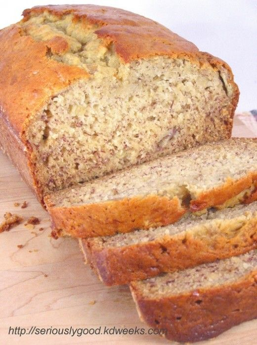 Looking for the best banana bread recipe? You've found it!