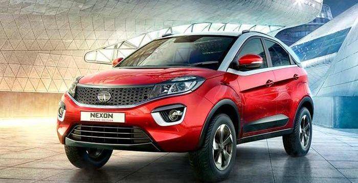 """Tata Nexon, SUV Kompak untuk """"Kantong Cekak"""""""