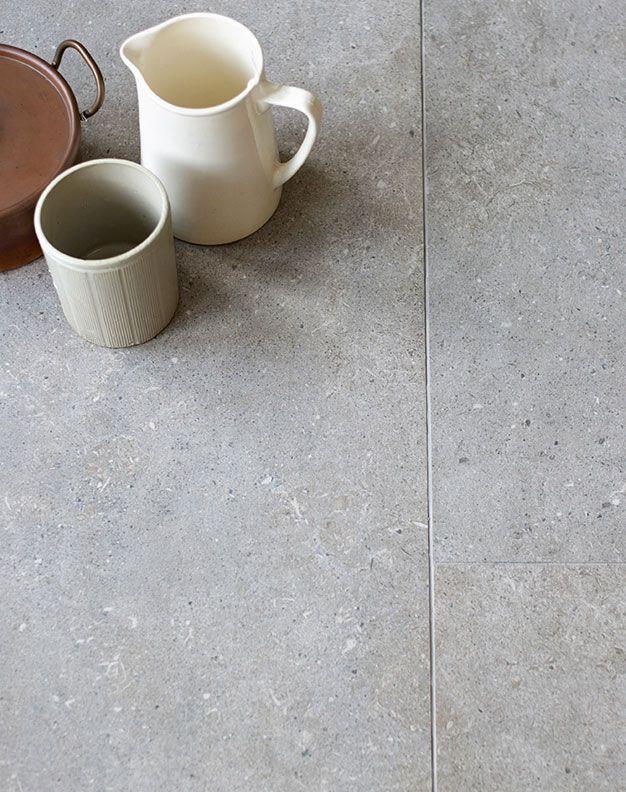 pebble grey stone effect porcelain