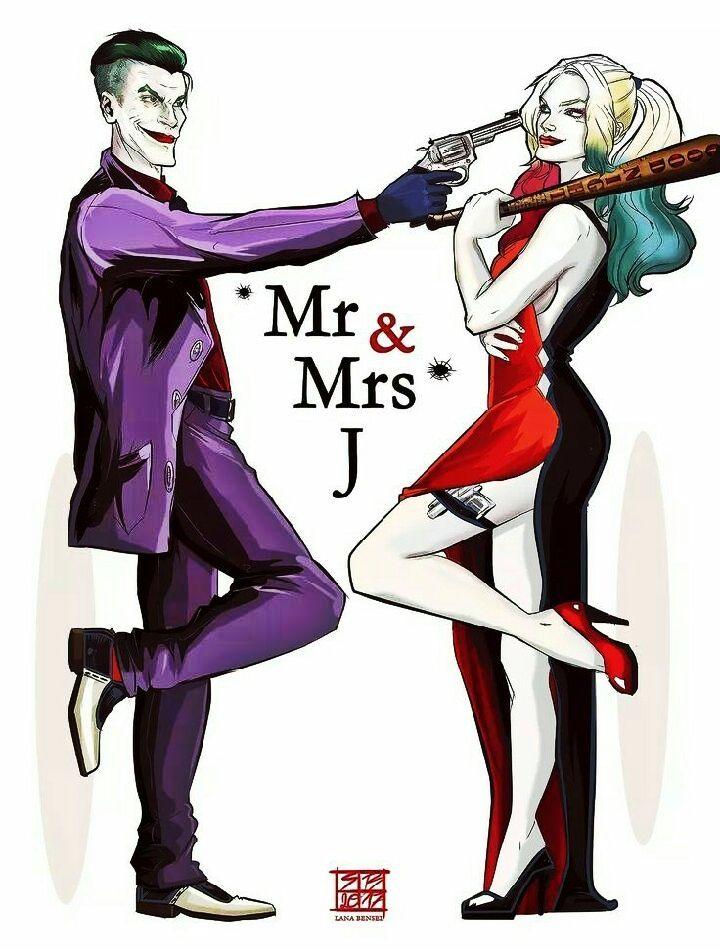 Pin On Love Joker