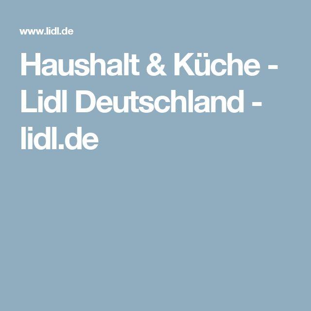 Simple Haushalt u K che Lidl Deutschland lidl de