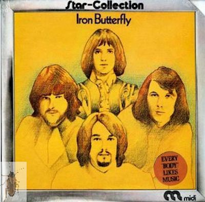 "Today, we continue offering albums by the great acid-rock band out of Los Angeles, California, IRON BUTTERFLY. Their seventh album, ""the Star Collection,"" came out in 1971 and was the band's second 'best of' album.  It has all the hits and more so that makes it a truly good buy.  Please take the convenient link above, go to Amazon.com, and buy it now; you will be glad you did!"