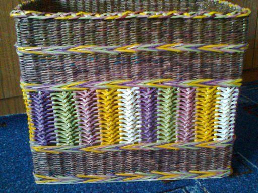 Описание плетения на пред странице