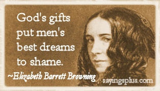 Elizabeth Barrett Browning Quotes and Sayings