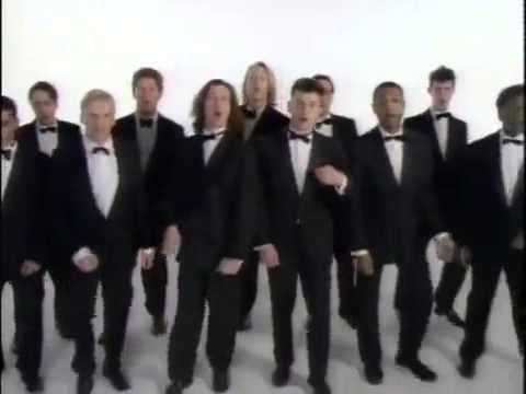 Hale And Pace And The Stonkers - The Stonk - I still remember all the words to this!