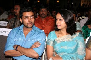 The stage name Suriya was bestowed to the actor by director Mani Ratnam to avoid a clash of names with established actor Saravanan. The name Suriya was frequently used for characters in Mani Ratnam films.[6] Suriya attended Padma Seshadri Bala Bhavan School[7] and St. Bede's Anglo Indian Higher Secondary School in Chennai,[8] and obtained his under graduate degree B.Com from Loyola College, Chennai.[9] Suriya has a younger brother, Karthi, who is also a Tamil film actor, and a younger…