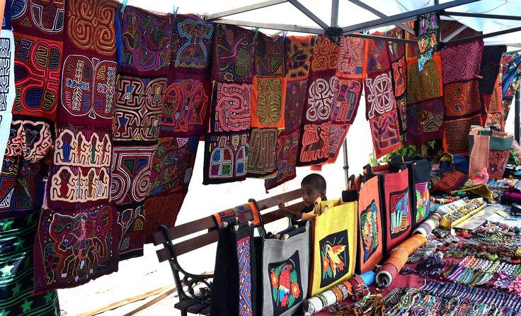 Market, Shop, Colors, Panama, Old Town