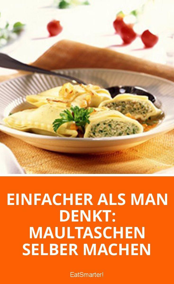 Einfacher als man denkt: Maultaschen selber machen | eatsmarter.de