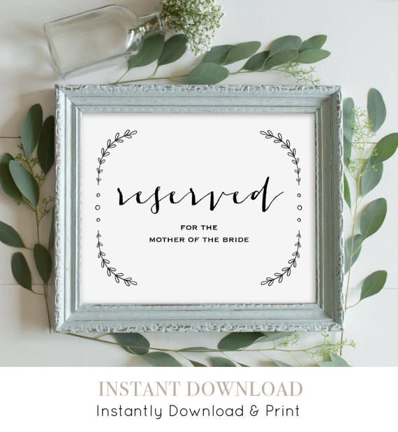 Hey, I found this really awesome Etsy listing at https://www.etsy.com/listing/517612849/reserved-sign-printable-wedding-seating