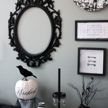 Halloween Entertaining in a Chic Palette
