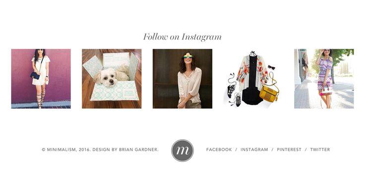 Add Instagram feed to Genesis footer
