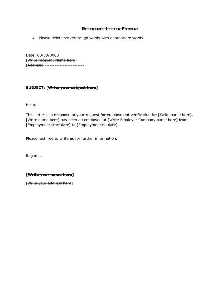 Reference letter format doc reference letter formatreference letters reference letter format doc reference letter formatreference letters business letter sample cover latter sample pinterest reference letter thecheapjerseys Choice Image