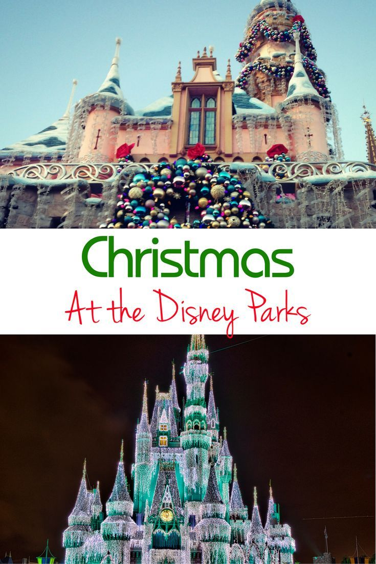 Christmas at Disney is one way to make your holiday magical. Here's all you need to know about Disneyland and Walt Disney World in December