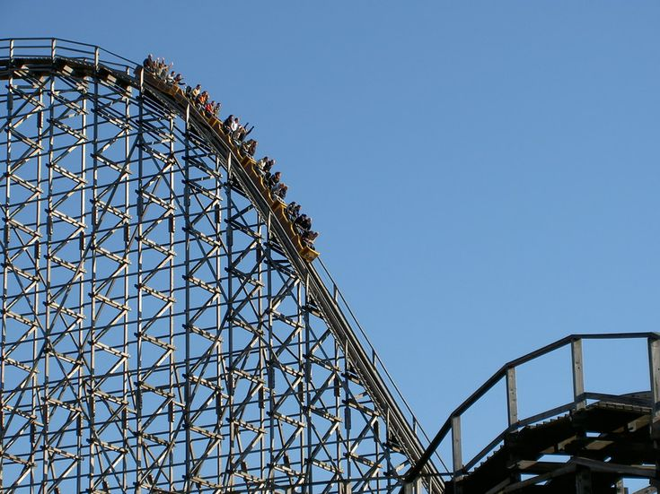 The Entrepreneurial Roller Coaster   #Marketing #SmallBusiness   www.bvanderbillconsulting.com