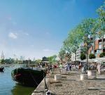 Port Praski to inwestycja na 38-hektarowym terenie, blisko stacji metra Stadion Narodowy oraz Dworzec Wileński