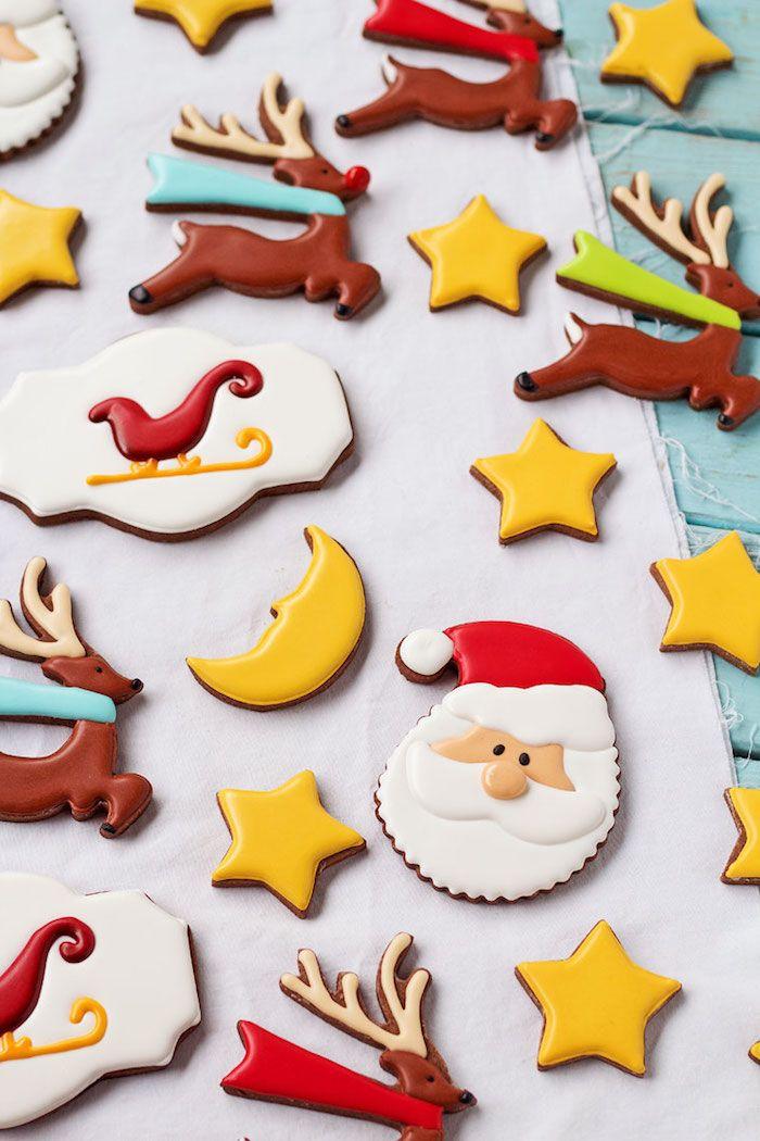 Weihnachtskekse Buch.1001 Originelle Ideen Wie Sie Plätzchen Verzieren Essen Und