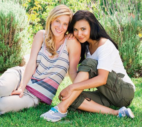 1000 images about glee brittana group board on