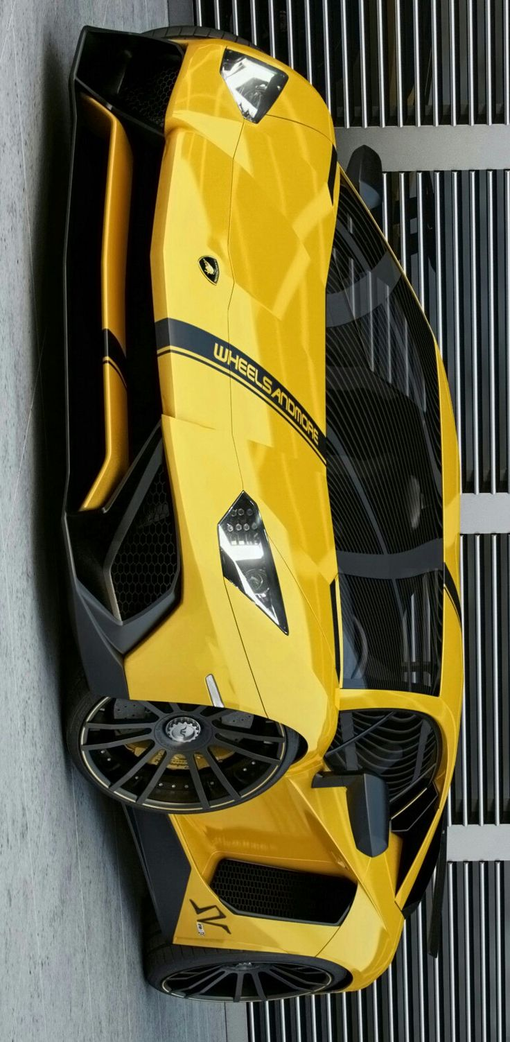 Whelssandmore Lamborghini Aventador LP800 SV by Levon