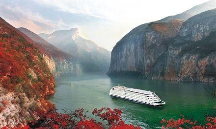 Circuit Chine à CHINE : Circuit Chine Merveilleuse & fleuve Yangtzé en pension complète 5*: #CHINE En promotion à 999.00€. Découverte du…