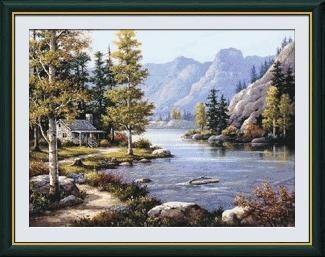 Gallery.ru / Фото #20 - Lakeside Lodge - karatik
