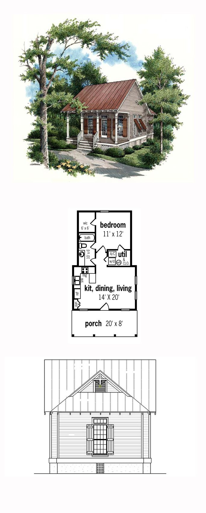 54 Best Narrow Lot Home Plans Images On Pinterest Narrow