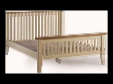 Wooden bed frames in double, king, super king