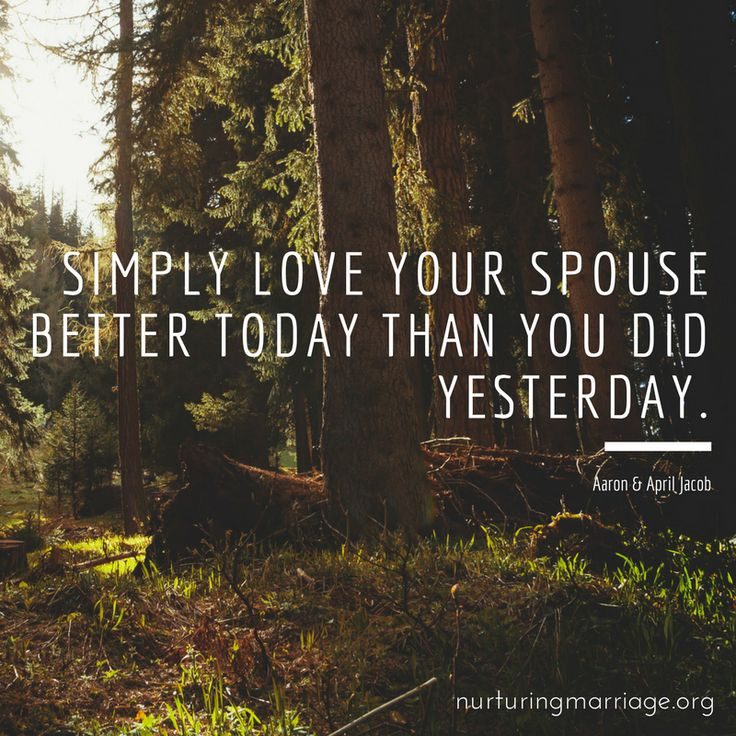 love you spouse better today