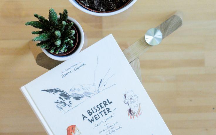 Buch: A bisserl weiter ... | © individualicious