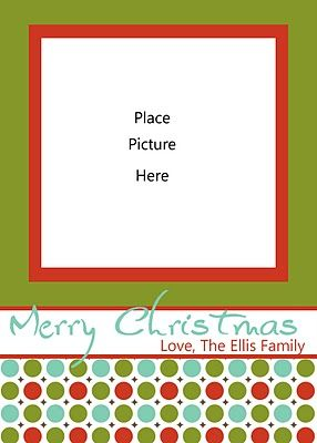Free Christmas Card Template Holiday Photo Ideas Pinterest Christmas Cards Christmas And Christmas Card Template