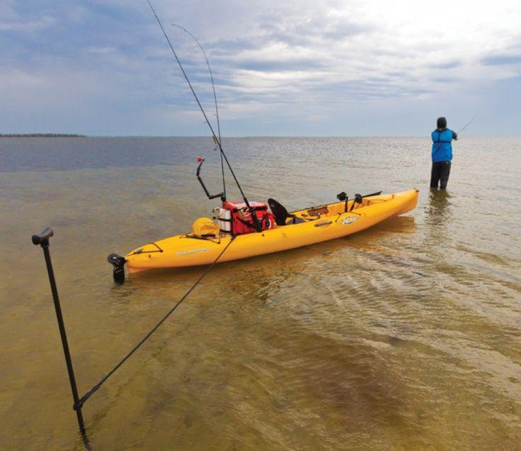 1000 ideas about kayak anchor on pinterest kayak for Fishing kayak anchor