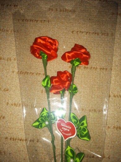 Elkészült!Gyönyörű rózsák Valentin napra! :) <3