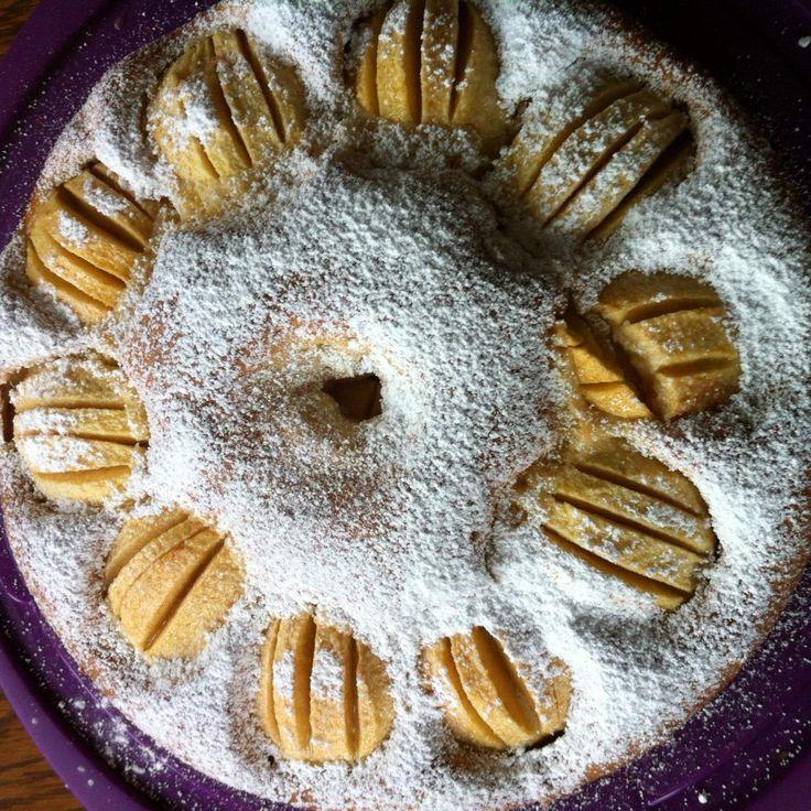 Apfelkuchen von sokinai auf www.rezeptwelt.de, der Thermomix ® Community