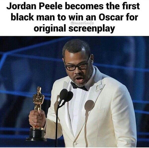 I knew he won but didn't realize the significance!  All the better (Key and Peele was an absolutely brilliant show that I think lacked the exposure it deserved simply because of the skin color of its creators.)