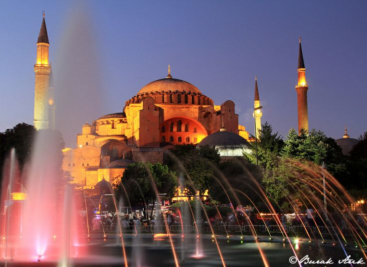 Hagia Sophia - Ayasofya, Istanbul