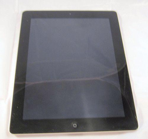 Apple iPad 1st Generation 16GB, Wi-Fi, 9.7in - Black (MB292LL/A)