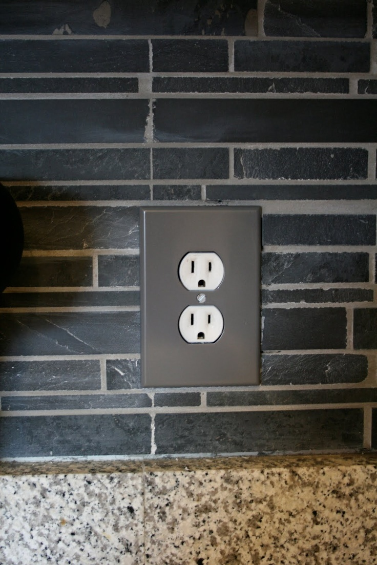 Kitchen Outlet Covers Captivating 38 Best Outlet Covers Images On Pinterest  For The Home Outlet Review